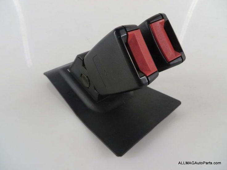 2002-2015 Mini Cooper Rear Center Seat Belt Buckles 39 72112752698