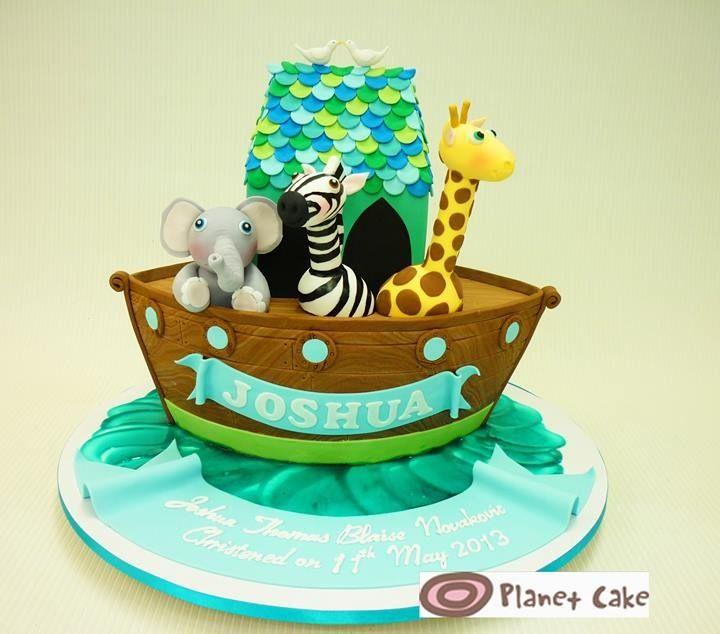 Cake Amazing Noahs Ark
