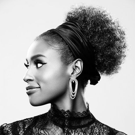 """#day25 #blackhistorymonth #issarae Jo-Issa """"Issa"""" Rae Diop is an American #actress #writer #director #producer and web series creator. She first attracted attention for her work on the YouTube web series Awkward Black Girl. She subsequently gained further recognition for creating co-writing and starring in the #HBO television series #Insecure. For her performance in Insecure she has received two Golden Globe Award nominations for Best Actress  Television Series Musical or Comedy in 2017 and…"""