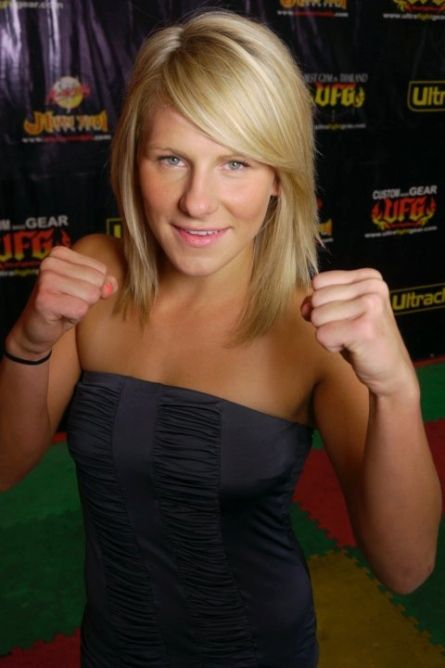 Justine Kish http://www.tapology.com/fightcenter/fighters/15102-justine-kish