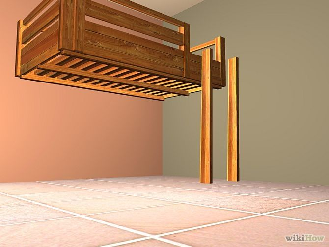 How to Build a Loft Bed: 24 Steps