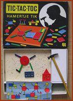 Hamertje Tik - Jeugdsentimenten.net