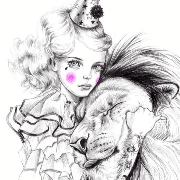 Julie Filipenko. Королева цирка.