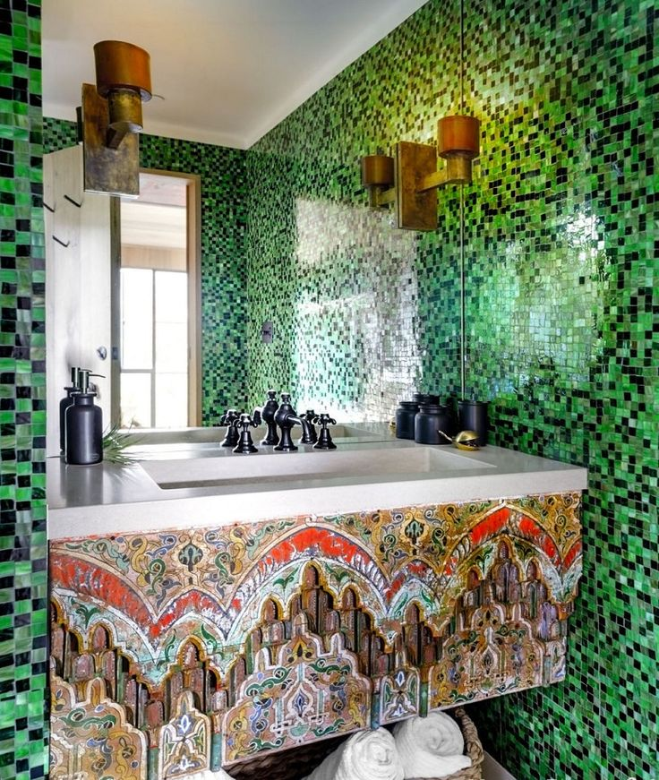 Luxury bathrooms: top 30 most creative bathrooms (Part I) ➤To see more Luxury Bathroom ideas visit us at www.luxurybathrooms.eu #luxurybathrooms #homedecorideas #bathroomideas @BathroomsLuxury