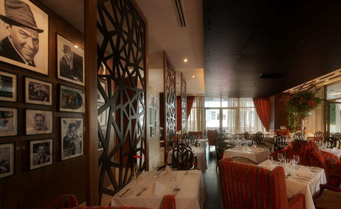 Sinatra's Restaurant Cape Town