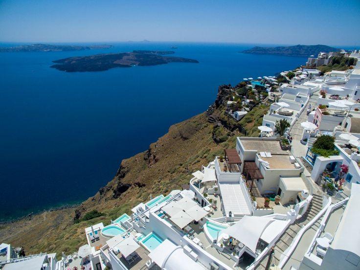 Simply breathtaking! more at aquasuites.gr