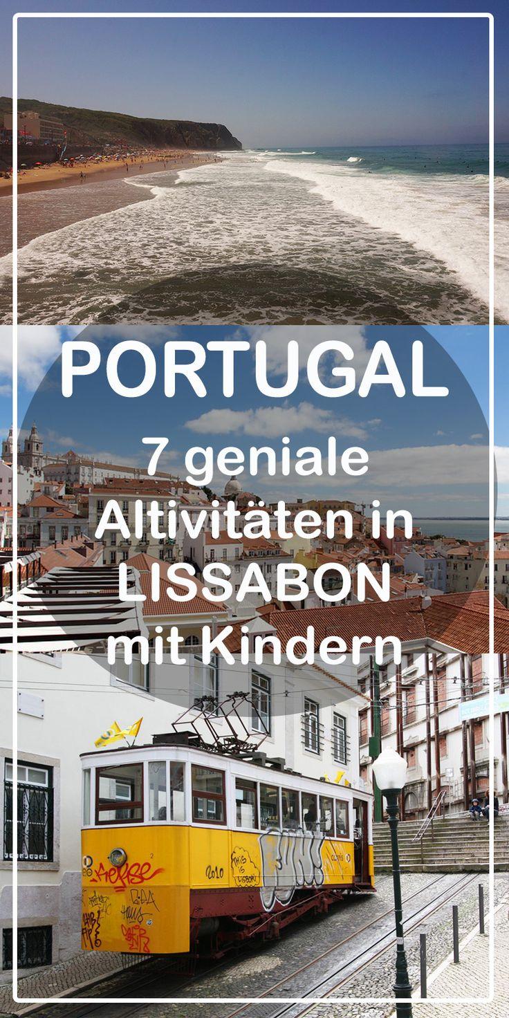 Lissabon mit Kindern – So schön ist Lissabon – 7 Tipps für Aktivitäten in Lissabon mit Kindern Urlaub in Lissabon mit Kindern: Immer wieder zieht es uns nach Lissabon. Normalerweise reise ich nicht oft an den gleichen Ort, bei Lissabon mache ich eine Ausnahme. Wenn ich eine Auszeit brauche, der Kälte entfliehen möchte oder einfach etwas anderes sehen möchte, ist ein Flug nach Lissabon schnell gebucht. Portugal