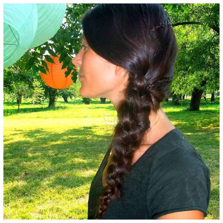 Alice Passion Coiffure - hairdo braids wedding
