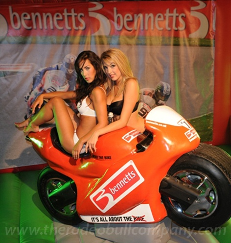 Bennetts is the UK's number one for bike insurance and insures over 200,000 bikers in the UK and Northern Ireland. Established in 1930, Bennetts has nearly 80 years experience in the insurance industry and over the last decade has become one of the fastest growing insurance providers in the UK and Northern Ireland. http://www.therodeobullcompany.com/Custom-mechanical-rides-Promotional-rides-mechanical-bulls-for-sale-The-safest-bull-in-the-world-Buy-the-best.html