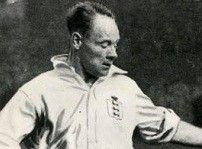 George Male(1919-98). England Caps 19(1934-39)—Arsenal F.C.Right back.