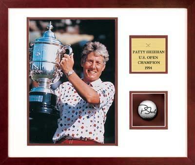 Patty Sheehan - Golf Ball Series