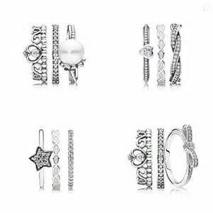 Pandora Stackable Rings - Bing Images