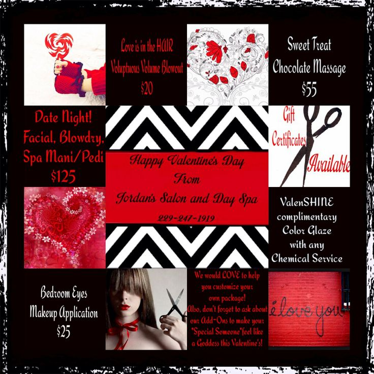 Valentine S Day Salon Spa Packages Salon Amp Spa Specials