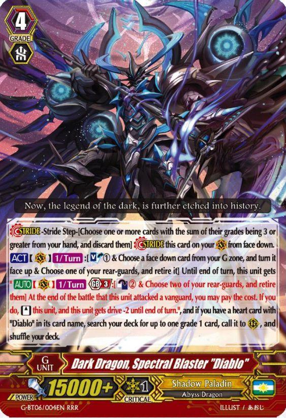 "Dark Dragon, Spectral Blaster ""Diablo"" - Cardfight!! Vanguard Wiki - Wikia"