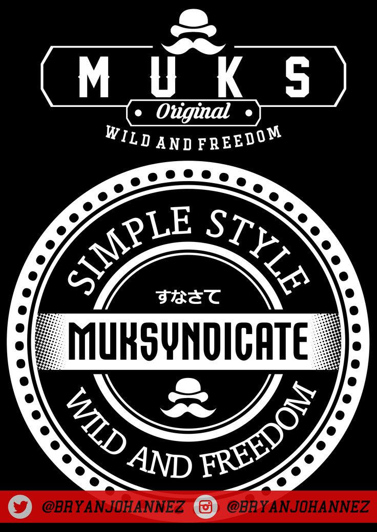 "DESIGN FOR ""MUKS CLOTH"" T-SHIRT"
