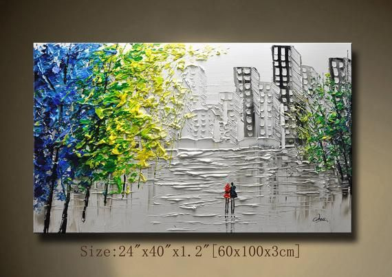 A New Type Of Abstract Wall Painting This Painting Is Definitely A Great Gift Its Also Perfect Choice For Home And Off Abstract Wall Painting Painting Abstract