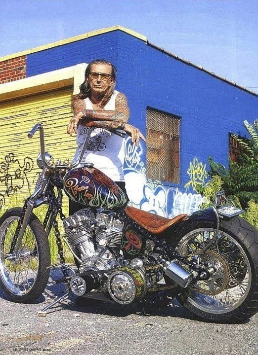 Indian Larry :)