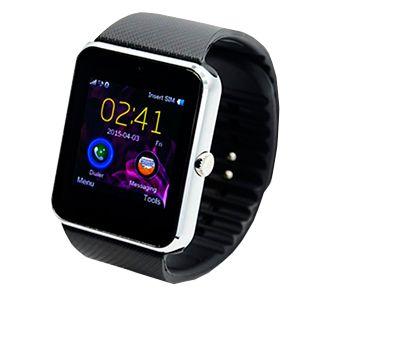 """Смарт-часы SMART WATCH - GT08 """"Smart Watch - GT08"""" в буквальном смысле всегда под рукой! Принимайте звонки, SMS, звоните сами прямо с часов, выходите в интернет, слушайте радио и музыку, снимайте видео и делайте фотографии, а также многое другое 5500 р + 2 подарка"""