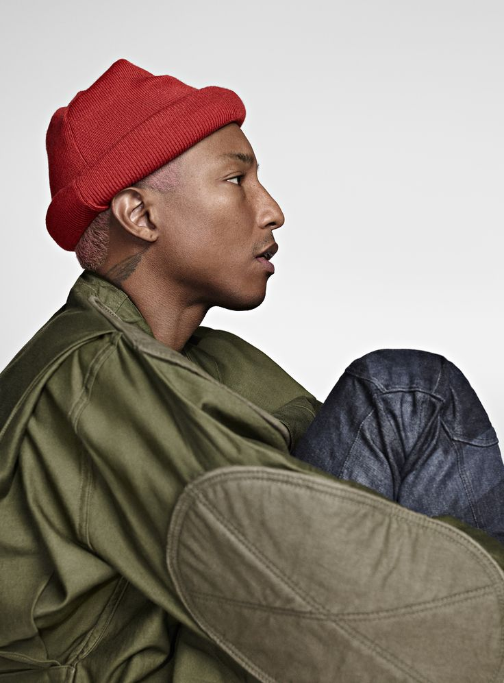 Pharrell for G-Star RAW
