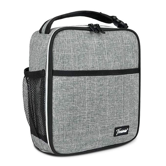 Portable Insulated Lunch Bag Totes Cooler Lunch Box Bag for Men Women Adult Kids