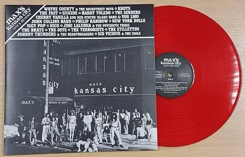 Musica: Alle #radici del #punk di New York: esce a maggio una nuova versione di 'Maxs Kansas City 1976&... (link: http://ift.tt/2oD57JT )