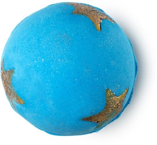 Christmas: Shoot for the Stars bath bomb