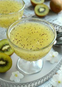 Gotuj z Cukiereczkiem: Kisiel o smaku kiwi