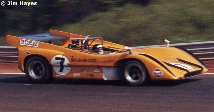 7 - McLaren M8D Chevrolet - McLaren Cars Ltd.