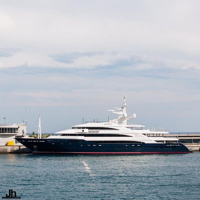 Futuristische luxusyachten  282 besten Yachten Bilder auf Pinterest | Superyachten, Boote und ...