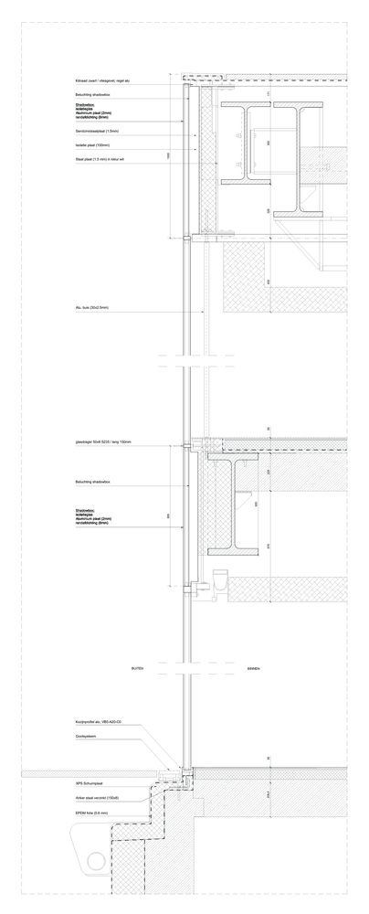 Gallery Of Headquarters Of The Province Of Antwerp Xdga Xaveer De Geyter Architects 22 In 2020 The Province Antwerp Architect