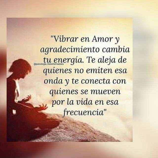 Amor Agradecimiento Vibracionesaltas Frases Imagenes De