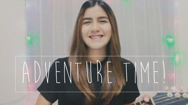 Adventure Time Theme Song (Ukulele Cover)   LIZ TADLE