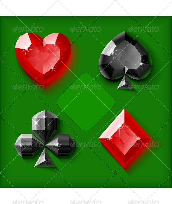 VECTOR DOWNLOAD (.ai, .psd) :: http://sourcecodes.pro/pinterest-itmid-1000135136i.html ... Vector jewel card symbols ...  ace, aces, cards, casino, chance, chips, clubs, dice, fortune, gamble, game, games, gem, gemstone, poker  ... Vectors Graphics Design Illustration Isolated Vector Templates Textures Stock Business Realistic eCommerce Wordpress Infographics Element Print Webdesign ... DOWNLOAD :: http://sourcecodes.pro/pinterest-itmid-1000135136i.html