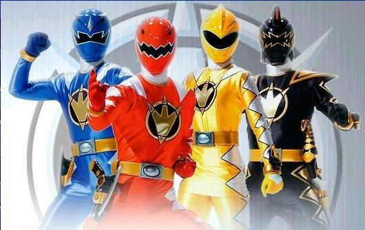 Power Rangers Dino Thunder a.k.a. Abaranger