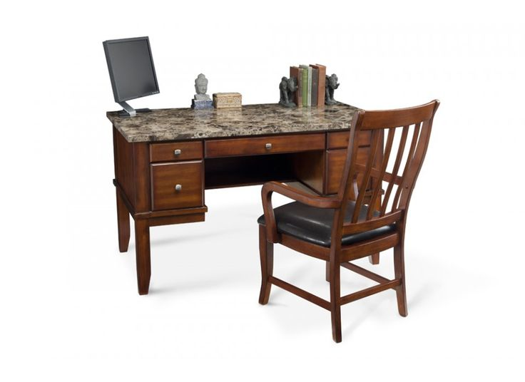 This Classic Desk Is Made Even More Stylish With Sleek