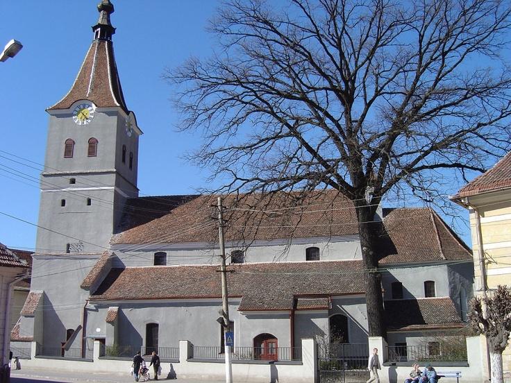 Old Saxon church #travel