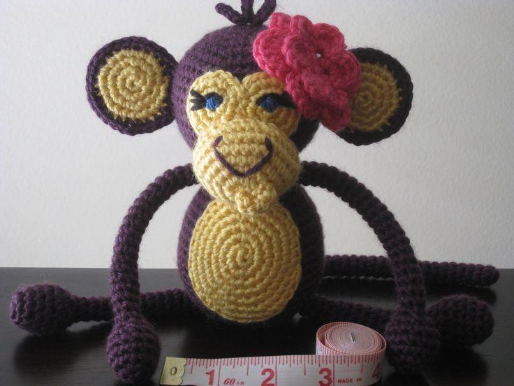 Image result for crochet monkey