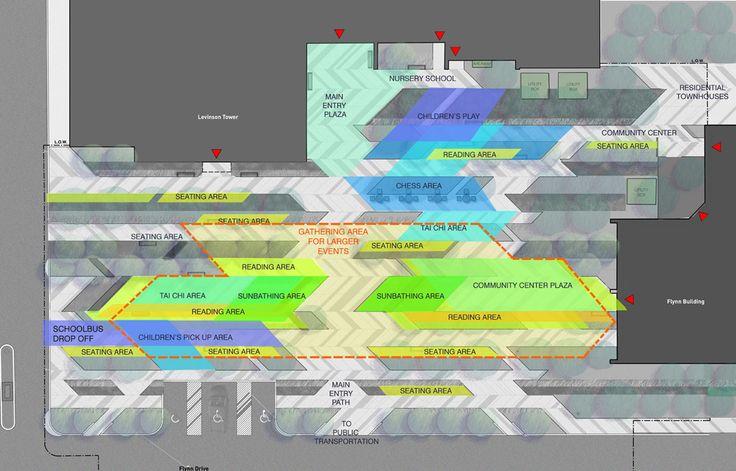 mikyoung kim landscape architecture levinson plaza 13 « Landscape Architecture Works | Landezine