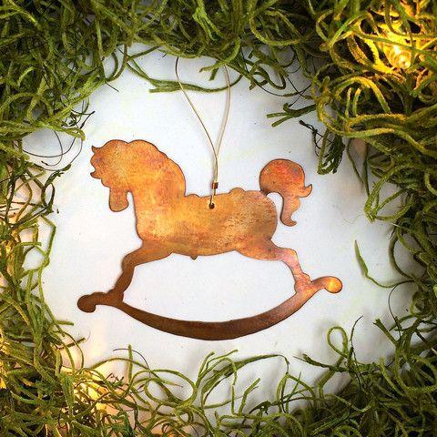 vintage rockinghorse – Thistlehandmade