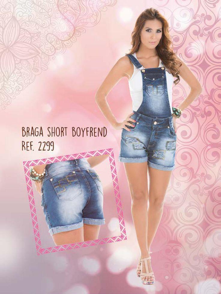 #Boyfriend Jeans. #short. #braga. #peto. #catalogo. #diseños 2015