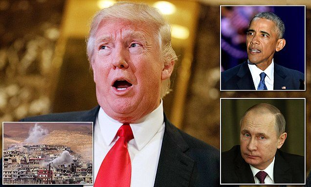 Trump to keep Russia sanctions unless they are helpful in US goals #DailyMail