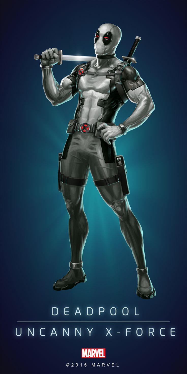 Deadpool X-Force Poster-02