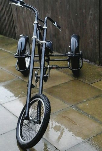 Custom-chopper-Tricycle-low-rider-cruiser-VW