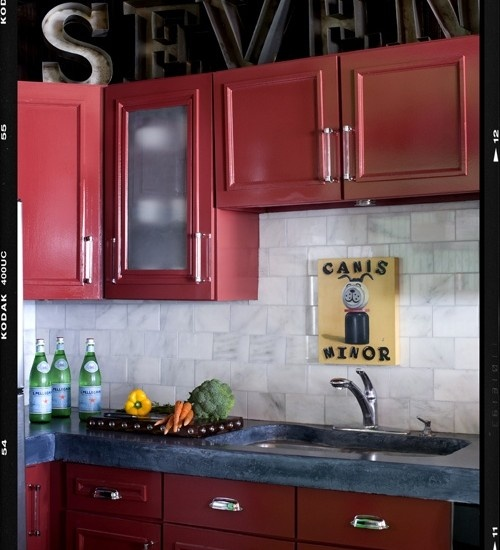 Best 25+ Red Cabinets Ideas On Pinterest
