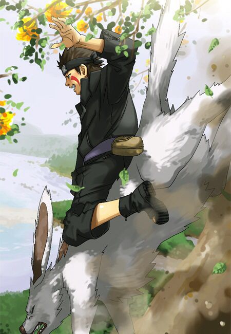 One of my favorite Naruto characters right here.