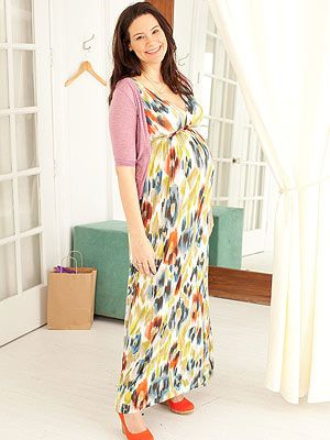 Maternity wardrobe staple items from www.parents.com