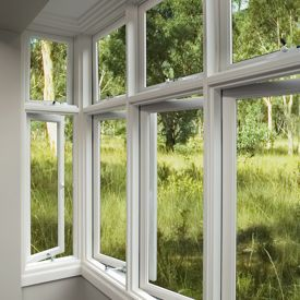 Airlite Bushfire Protection Range Windows and doors rated to BAL40