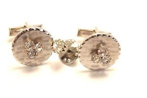 Vintage Cufflinks & Tack Classic Men's Accessories Shop Summer Sale Bling Stones