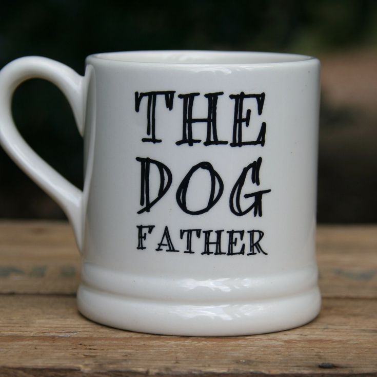 Father's Day Gifts | Gifts for Dog Lovers www.thedoganddobbin.com
