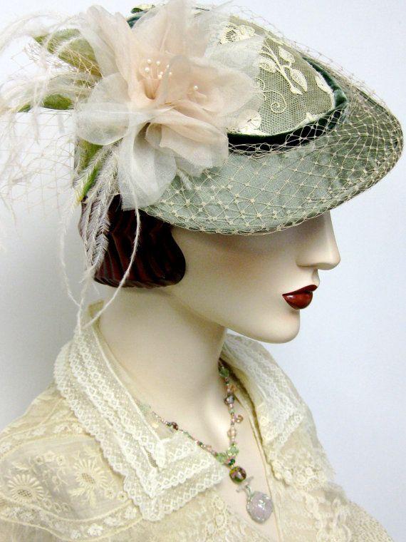 English High Tea Hat